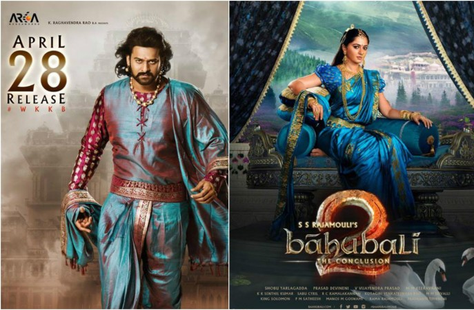 Prabhas And Anushka In Bahubali Don't let anyone spoil...
