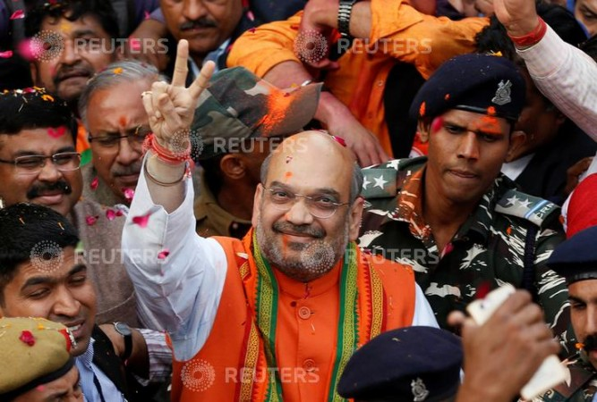 BJP to have office in every district: Amit Shah