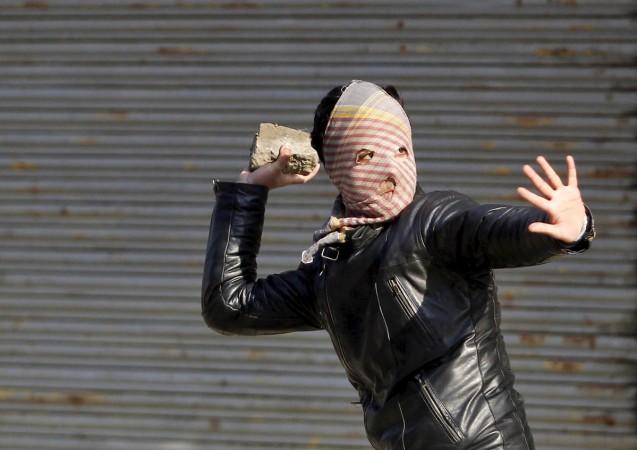 Kanpur: 'Stone pelting' squad begins journey to Kashmir
