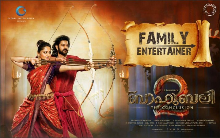 Bahubali 2 box office collection first day