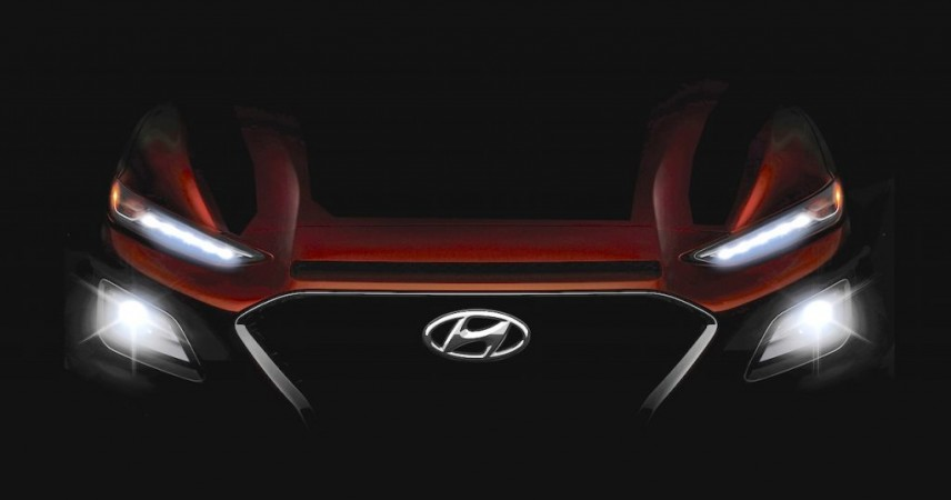 Hyundai Kona Channels Nissan In Latest Teaser Image