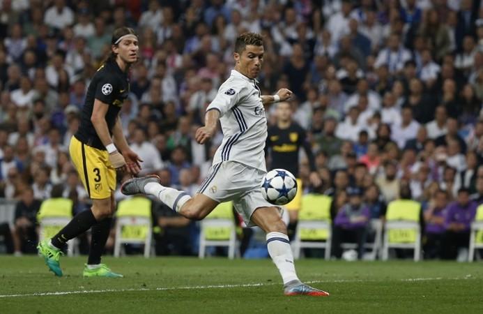 Real Madrid vs Atletico Madrid Champions League semifinal ...