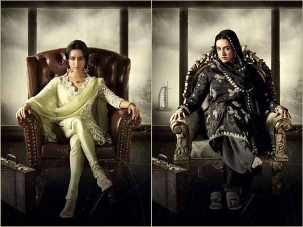 Shraddha Kapoor, Haseena