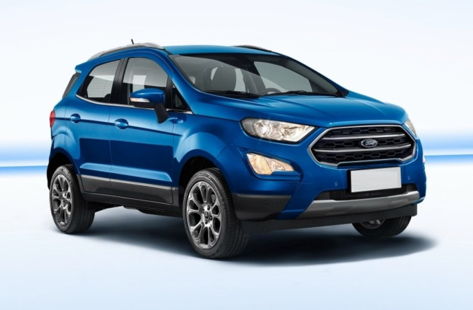 2017 Ford EcoSport To Be Launched In India On September 15 Report