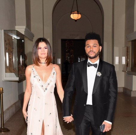 selena gomez and the weeknd engaged