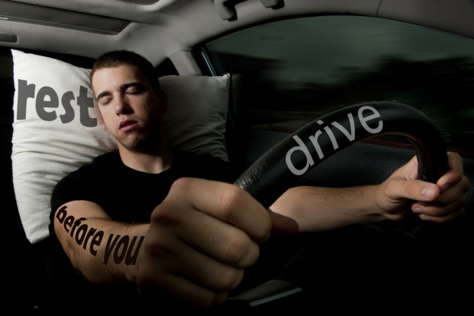 6 Ways To Stay Awake On The Wheels