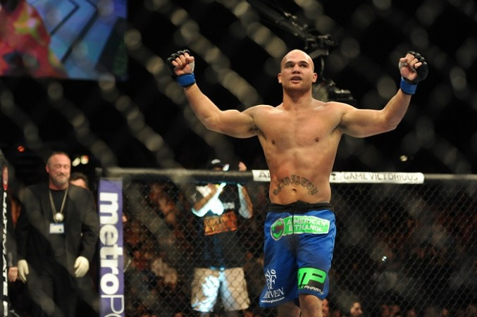 UFC 213: Three Former Champs Added to Line-Up