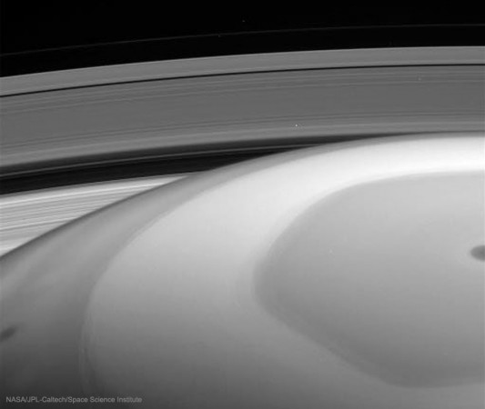 Cassini's Second Grand Finale Dive Might Be Outshining the First One