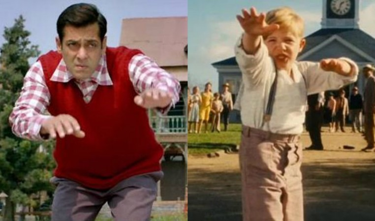 Salman Khan, tubelight, Little Boy