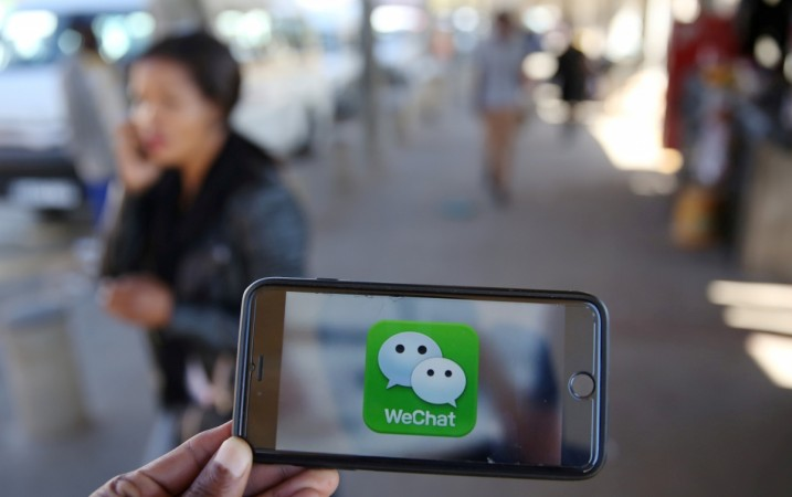 Russian telecom watchdog restricts access to China's WeChat messenger