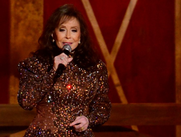 Country legend Loretta Lynn hospitalized after having stroke