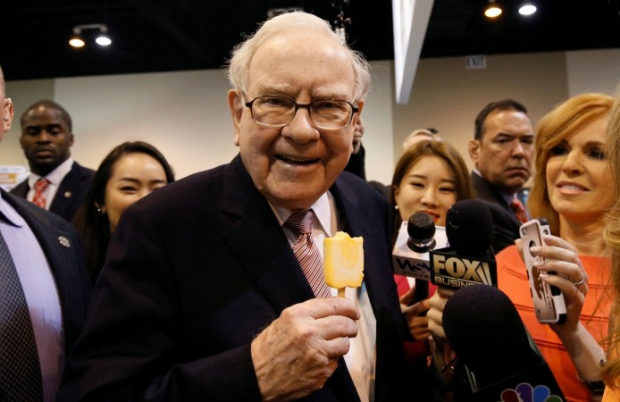 Warren Buffett loses $3.7 billion in one week
