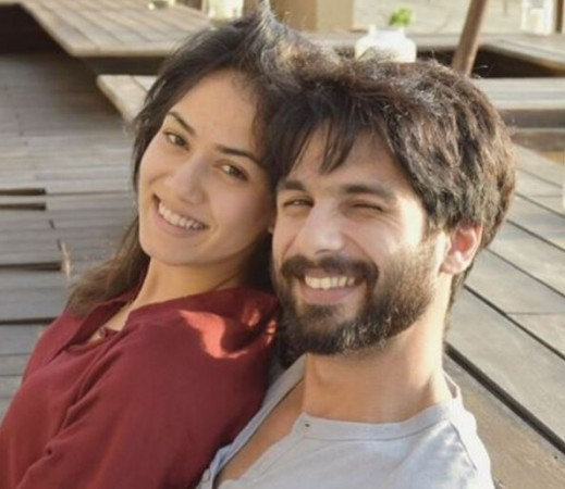 Shahid Kapoor takes daughter Misha for first family vacation. See photos