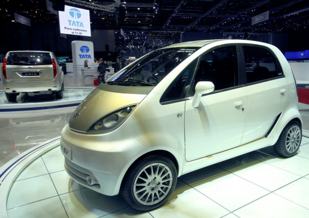 Can tata nano reinvent itself as the 39 most affordable for Tata motors electric car