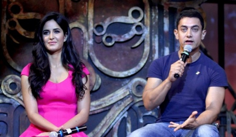 Katrina Kaif joins Aamir Khan for Thugs of Hindostan