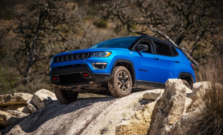 Jeep Opens Pre-Bookings For The Compass SUV
