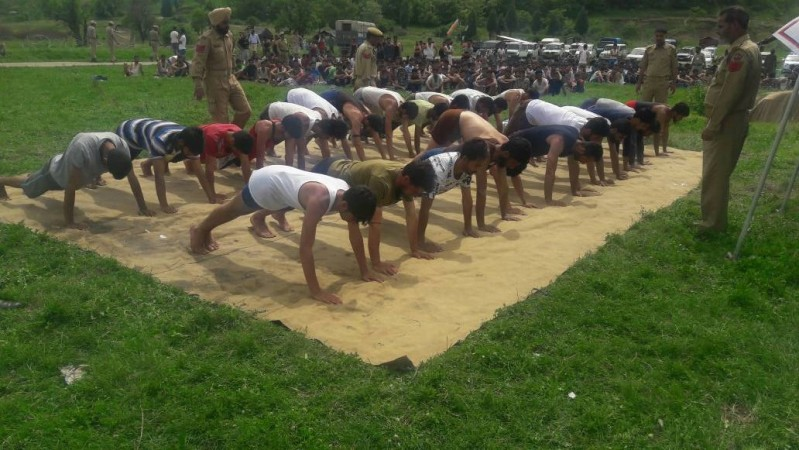 Image result for jammu kashmir police started recruitment on saturday