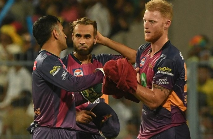 England star Ben Stokes continues to impress with Rising Pune Supergiant
