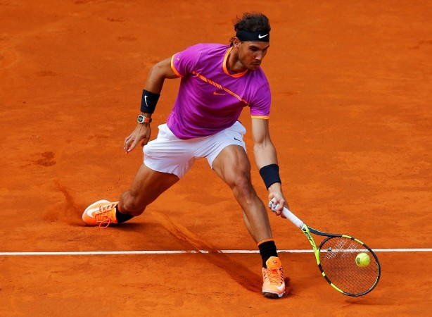 Nadal ends Djokovic hoodoo to reach another Madrid final