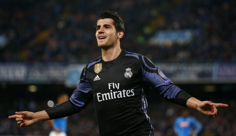 Alvaro Morata, Real Madrid, Manchester United, Transfer news