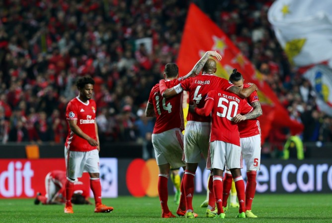 benfica live