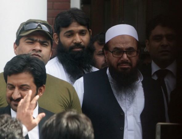 Hafiz Saeed files petition at United Nations for delisting from terror list