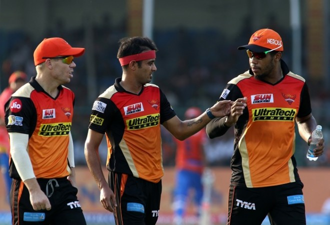 Clinical KKR restrict Sunrisers to 128/7