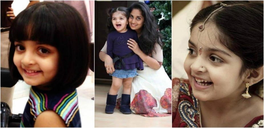 Anoushka Ajith, Shalini, Ajith