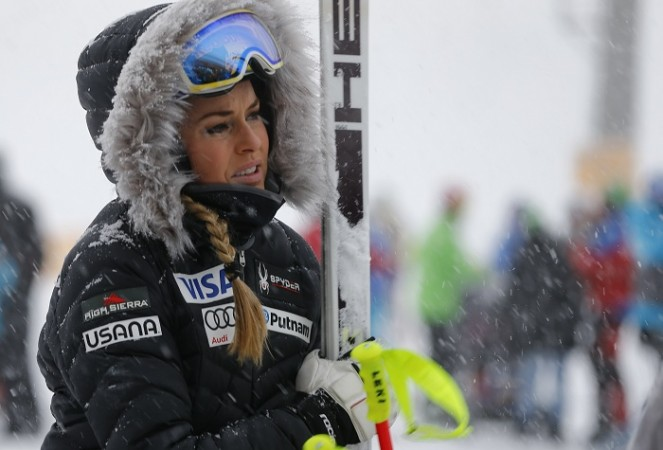 Lindsey Vonn, Alpine ski racing