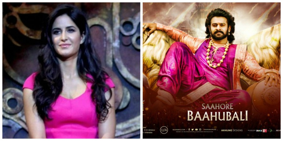 Katrina Kaif's team spreading fake news about her presence in Prabhas' 'Saaho'?