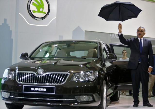 Skoda Auto India head Sudhir Rao resigns
