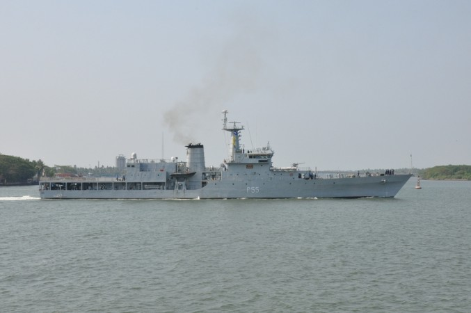 Indian Navy Ship Foils Piracy Bid in Gulf of Aden