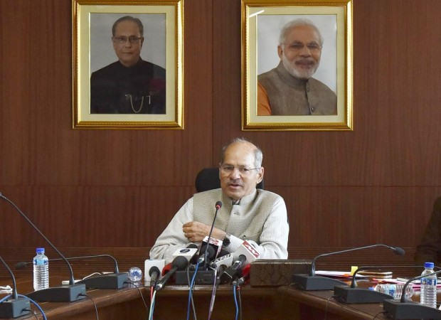 Union Environment Minister Anil Dave Passes Away