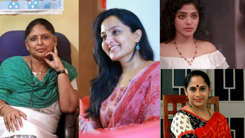 Manju Warrier, Parvathi come together to form Women's Collective in Cinema