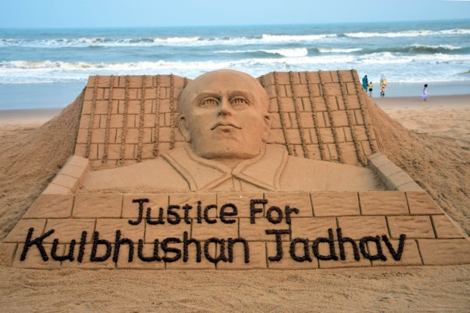 'They didn't harm me'; Pakistan releases new Kulbhushan Jadhav's video