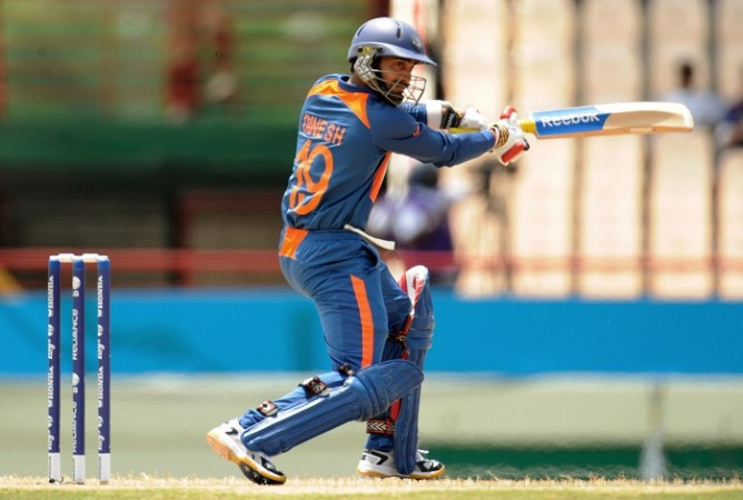 ICC Champions Trophy: Dinesh Karthik replaces Manish Pandey in India squad