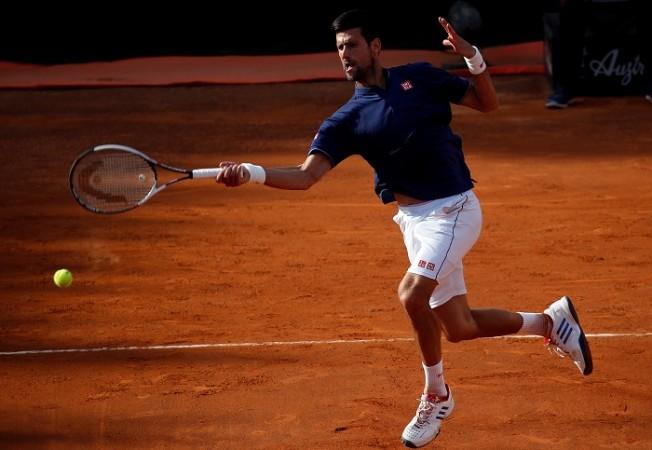 Novak Djokovic, Rome Masters, Juan Del POtro, quarterfinals