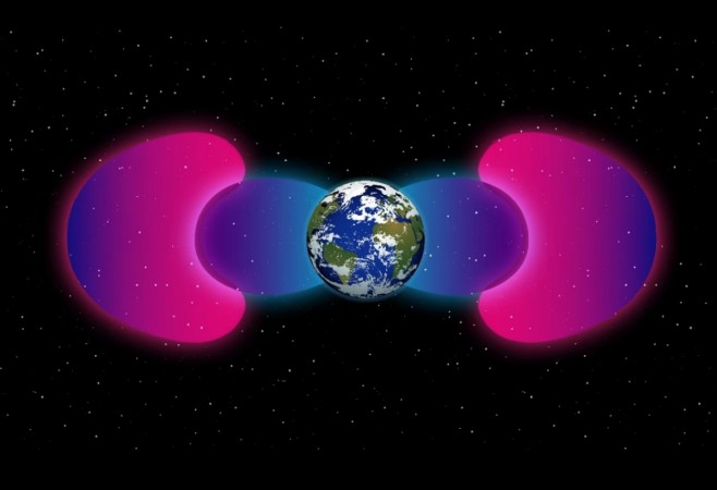 nasa, Earth, VLF bubble, man-made barrier, space,
