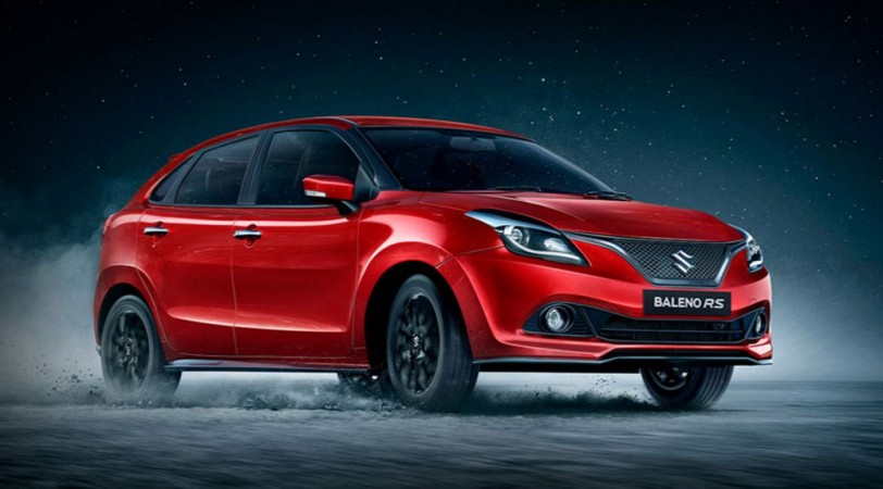Maruti Suzuki Baleno Top Model Price In India