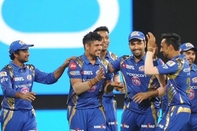 Karn Sharma, Mumbai Indians, KKR, IPL 2017, Qualifier 2
