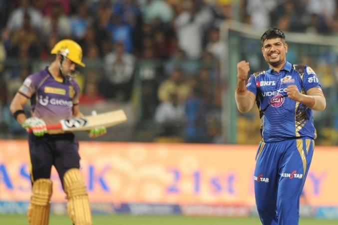Karn Sharma, Mumbai Indians, Gautam Gambhir, KKR, IPL 2017