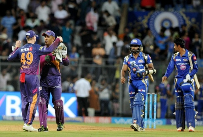 Steve Smith, MS Dhoni, RPS, Mumbai Indians, IPL 2017 final