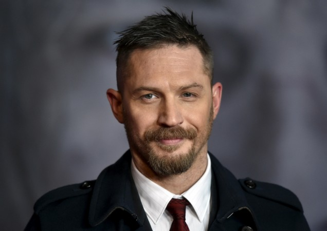 Tom Hardy to Play VENOM In Spider-Man spin off