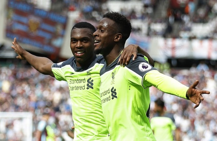 Daniel Sturridge, Divock Origi, Liverpool, EPL, top four