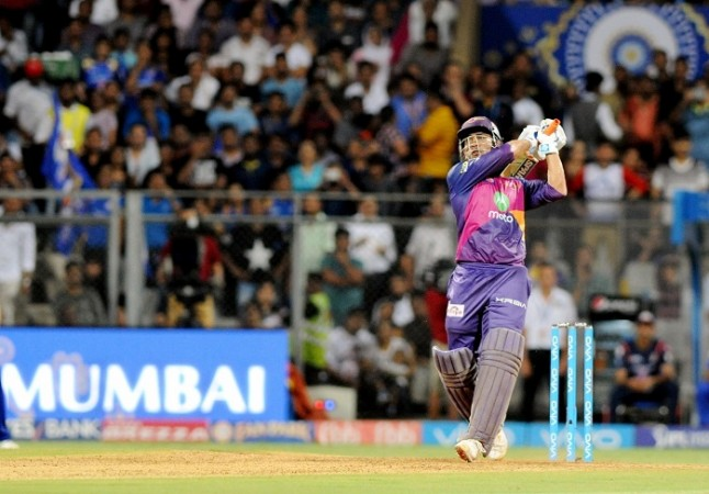 MS Dhoni, RPS, IPL 2017, Mumbai Indians, final