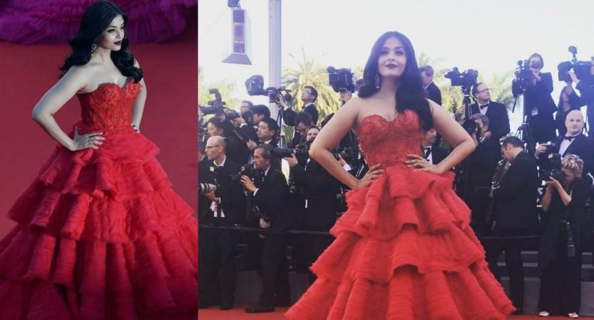 Aishwarya Rai Bachchan, Cannes 2017