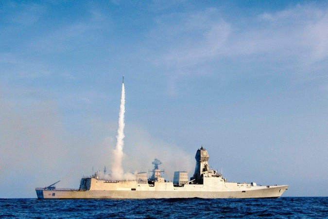 Israel Aerospace Industries gets $630 million Indian navy contract