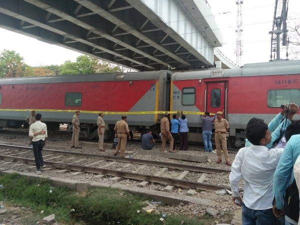 8 coaches of Lokmanya Tilak train derails at Unnao, no casualties reported