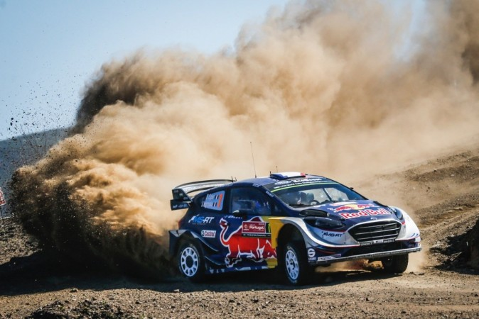 Rally of Portugal Ogier claims record-equalling fifth Portugal win