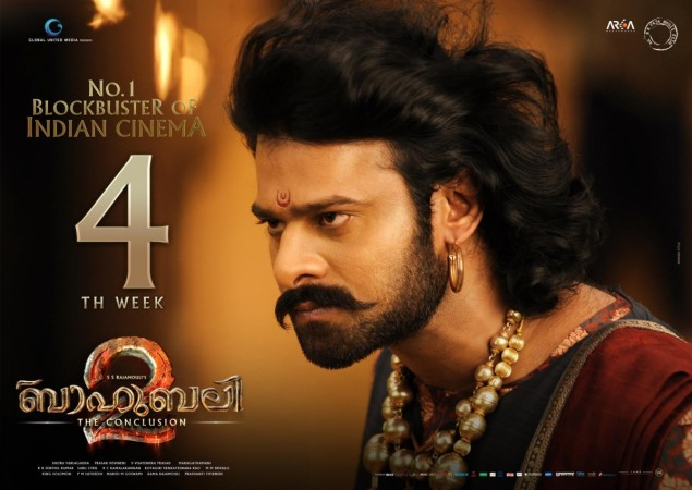 Days Of 'Baahubali 2', Film Continues Its Golden Run